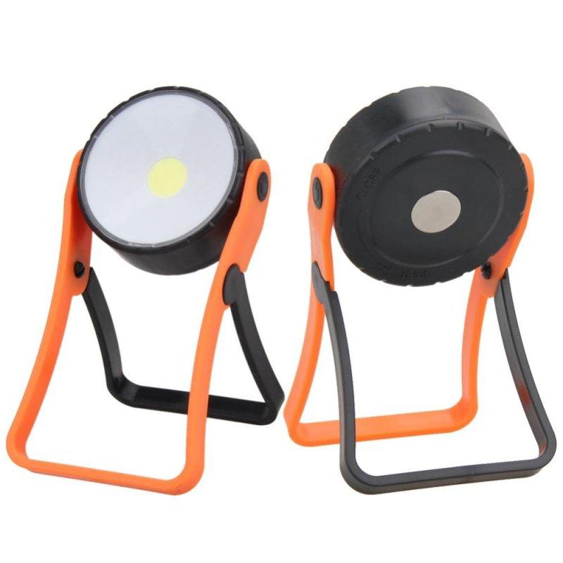 Bảng giá Mua Stand COB LED Work Light Lamp Flashlight with Magnet Hanging Hook - intl