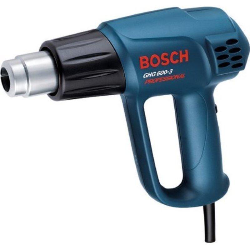 Súng thổi hơi nóng Bosch GHG 600-3 (Xanh đen)