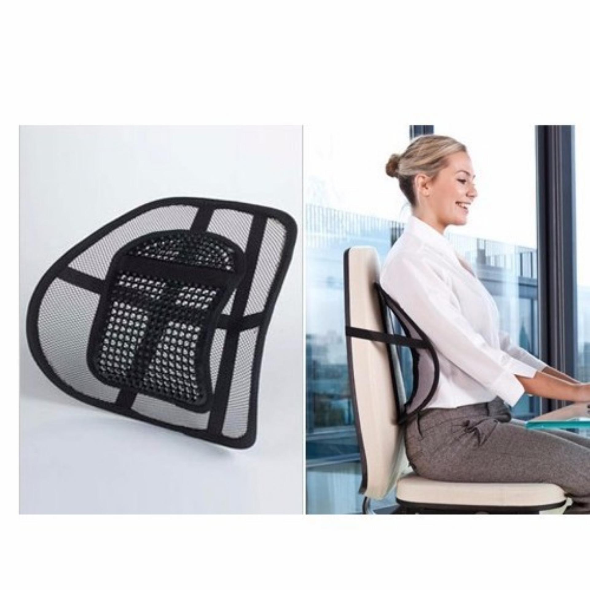 Giá Khuyến Mại Tấm lưới tựa lưng ghế chống nóng
