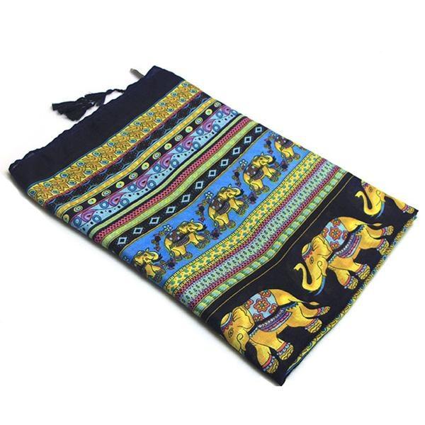 Bảng Giá Tapestry Beach Towel Ethnic Style Printed Bikini Cover Up Mandala Wall Hanging Bedspread Decor Yoga Mat Shawl Pashmina – intl