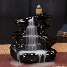 Thác khói trầm hương: Thác nước (Tặng 20 nụ trầm)
