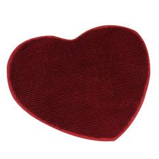 Thảm đinh trái tim 40 x 50cm (Đỏ)
