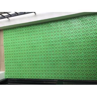 Thảm ghép chống trơn nhà tắm 30x30 màu xanh lá (Green)