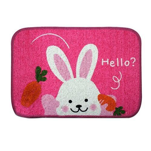 Thảm Hello Rabbit 35cm x 50cm
