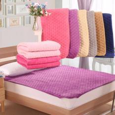 Thảm nhung trải giường 1m2 x 2m