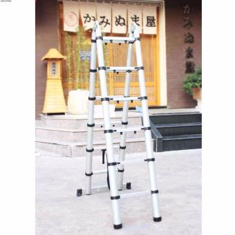 Thang nhôm rút gọn (chữ A) SUMO ADT806B (Chữ A: 1.83m; chữ I: 3.8m)