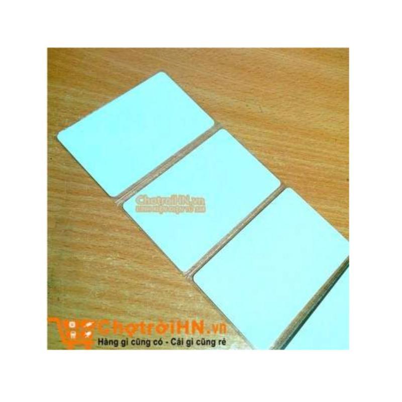 Bảng giá Thẻ RFID Trắng FM1108IC / RC522 13.56Mhz
