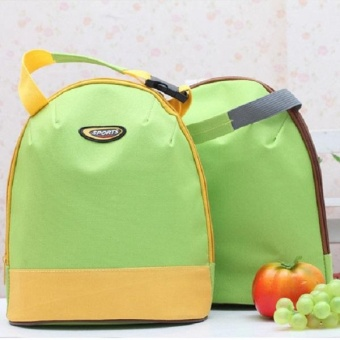 Thicked Keep Fresh Ice Bag Lunch Tote Bag Thermal Food Camping Picnic Bags Travel Bags - intl