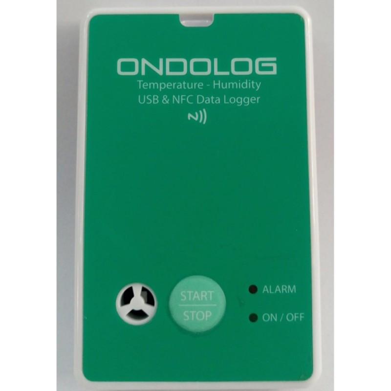 Thiết bị đo và lưu nhiệt độ & độ ẩm tự động ONDOLOG TH-02