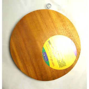 Thớt Me Sừn gỗ dày dặn (tròn) - 2