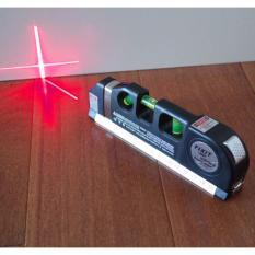 Thước Đo Bằng Laser 2 tia dọc – ngang PRO3, thước đo khoảng cách bằng laser/thước đo laser cầm tay giá rẻ – thước nivo laser – [Có mã giảm giá, miễn phí vận chuyển]