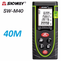 Thước đo khoảng cách bằng tia laser SNDWAY SW-M40 cự ly 40m GX-688A