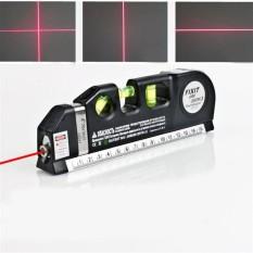 Thước đo Laser nivo tiêu chuẩn nâng cao (Đen)