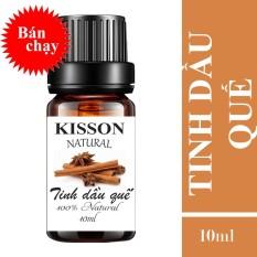 Tinh dầu quế KISSON 10ml