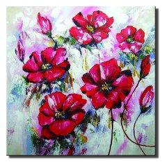 Tranh in canvas sơn dầu Thế Giới Tranh Đẹp TCV_45V (Họa tiết)