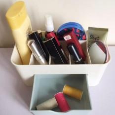 Tủ đựng mỹ phẩm mẫu mới giá rẻ (nhựa)