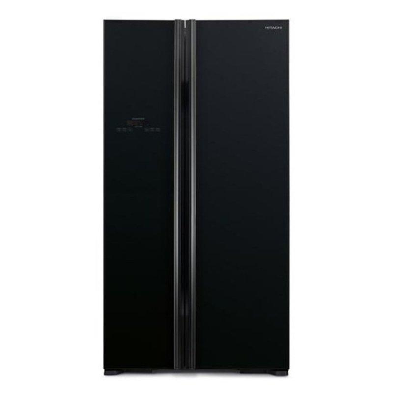 Tủ lạnh Side by side Hitachi R-S700GPGV2(GBK) 605L (Đen)