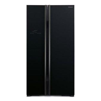 Tủ lạnh Side by side Hitachi R-S700GPGV2(GBK) 605L (Đen) - 10248835 , HI484HLAX1RWVNAMZ-629029 , 224_HI484HLAX1RWVNAMZ-629029 , 61867000 , Tu-lanh-Side-by-side-Hitachi-R-S700GPGV2GBK-605L-Den-224_HI484HLAX1RWVNAMZ-629029 , lazada.vn , Tủ lạnh Side by side Hitachi R-S700GPGV2(GBK) 605L (Đen)