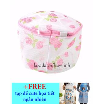 Túi giăt tròn bảo vệ đồ lót + Free tạp dề
