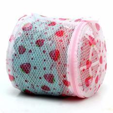 Túi lưới giặt đồ lót - áo lót 2 lớp loại tốt