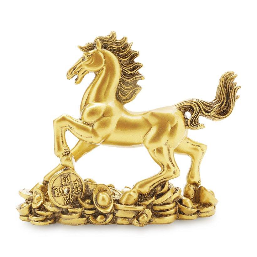 Chỗ bán Tượng Ngựa tiền nhỏ 17x17cm