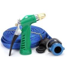 Vòi phun xịt nước rửa xe tưới cây tăng áp cực mạnh 14,5m(xanh dương)