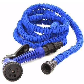 Vòi xịt rửa thông minh giãn nở loại 15m (Xanh dương)
