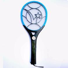 Vợt điện bắt muỗi có đèn pin G8-619 (đen)