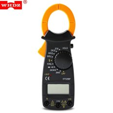 WHDZ DT3266F Digital Current Clamp Ammeter Voltmeter (Black) - intl