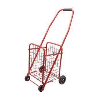 Xe đi chợ nhỏ Handomart Tienich168 TI76( Đỏ)