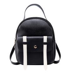 Ba lô da nữ nhỏ xinh, balo mini thiết kế hiện đại thời trang, chất liệu da PU bền đẹp, phong cách Hàn Quốc DBN208LA – Thương hiệu BALO STORE