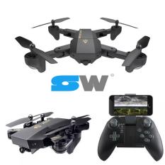 [SWTOYS] Flycam VISUO XS809HW, Camera 2.0MP 720P HD Điều Khiển Từ Xa, Truyền Hình Ảnh Trực Tiếp Về Điện Thoại, Tích Hợp Chế Độ Không Đầu, Giữ Độ Cao, Giá Rẻ, Dễ Sử Dụng