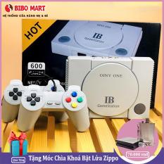 Máy chơi game trò chơi cổ điển OINY ONE, máy chơi game điện tử 4 nút 600 trò chơi IB Gamestation 600 Games Bảo hành 2 năm lỗi 1 đổi 1 trong 7 ngày