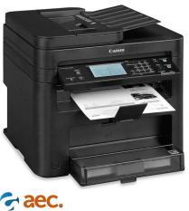 Máy in laser đen trắng đa chức năng Canon MF236n (in, scan, copy, fax), In mạng
