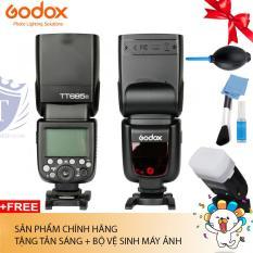 Đèn Flash Godox TT685C Cho Canon (Chính hãng)