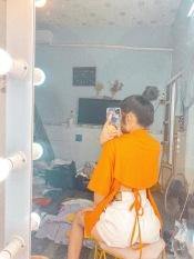 Áo phông dây thắt lưng phong cách độc lạ, chất cotton tại JIM JIM- UT12