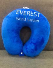 Gối kê cổ, gối chữ U Xanh dương Everest