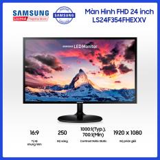 Màn Hình Samsung FHD LS24F354FHEXXV