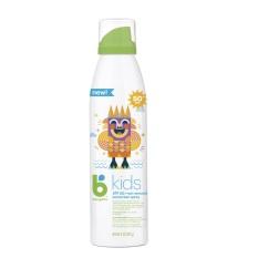 Xịt chống nắng cho bé Babyganics B Kid's SPF 50+ 170g