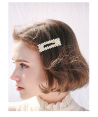 Kẹp tóc Choobe đính hạt xinh xắn, nhiều mẫu khác nhau, phong cách Hàn Quốc
