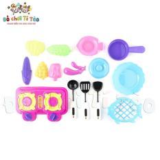 Hộp đồ chơi nấu ăn cho bé đồ chơi trẻ em (Nhiều màu) – Đồ chơi Tí Tèo