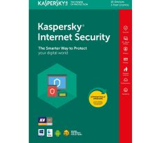 Kaspersky Internet Security 3PC 2020