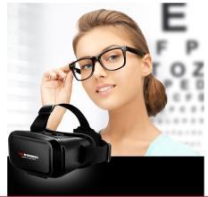 Kính thực tế ảo rẻ, mua kính thực tế ảo ở tphcm – Kính thực tế ảo VR KODENG K2 cao cấp, Xem phim 3D, Sản phẩm ưa thích của giới trẻ, GIÁ CỰC SỐC