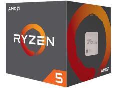 Vi Xử Lý CPU AMD Ryzen 5 2600 Fullbox Bảo Hành 3 Năm
