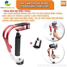 Tay Cầm Chống Rung Steadicam Stabilizer cho điện thoại và camera – Shop Thế Giới Điện Máy