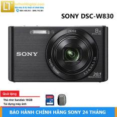 Máy chụp hình KTS Sony DSC-W830-Hàng chính hãng- Bảo hành 2 năm