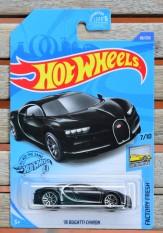 Xe mô tô mô hình tỉ lệ 1:64 Hot Wheels 2020 '16 Bugatti Chiron 89/250 ( màu đen )