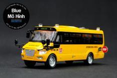 Xe mô hình xe buýt school bus 1:32