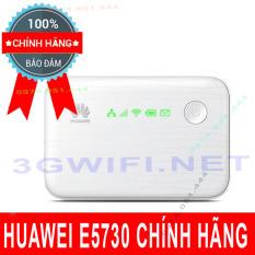 Bộ Phát Wifi 3G/4G Huawei E5730 Tốc Độ Cao Tích Hợp Cổng LAN Và Pin Dự Phòng