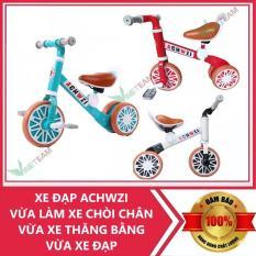 Xe chòi chân, thăng bằng đa năng cho bé có bàn đạp 2 in 1
